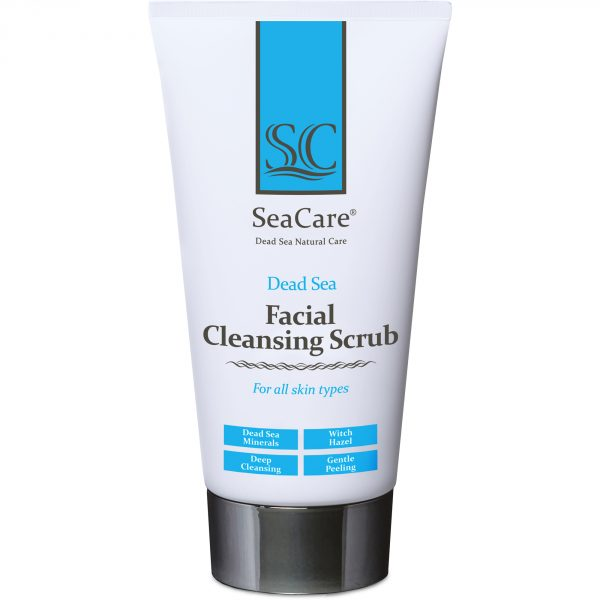 1. Cleansing Facial Scrub