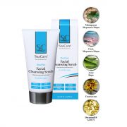 5. Cleansing Facial Scrub+Ingredients