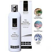 5. Men Peeling Shower Gel+Ingredients копия