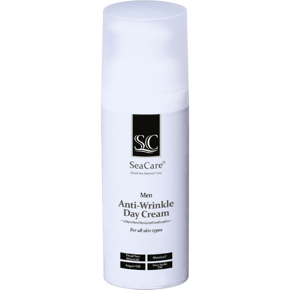 Anti-Wrinkle Day Cream Men SC
