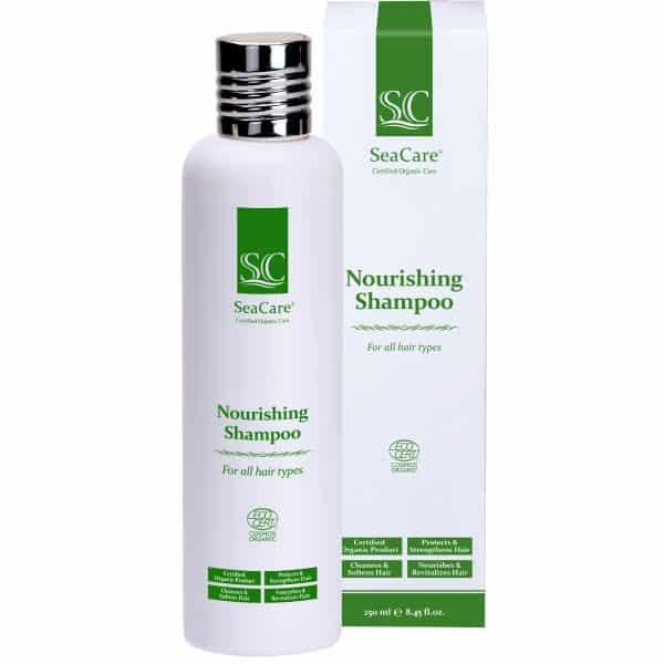 organic spa Nourishing Shampoo