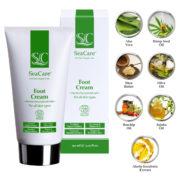 Organic Care Foot Cream SC