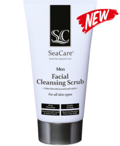 Facial Cleansing Scrub Men SC