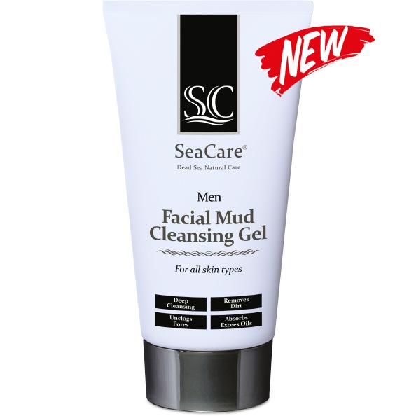 Facial Mud Cleansing Gel Men SC