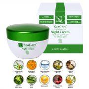 5. Night cream+ing