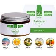 Organic SPA_Body Scrub