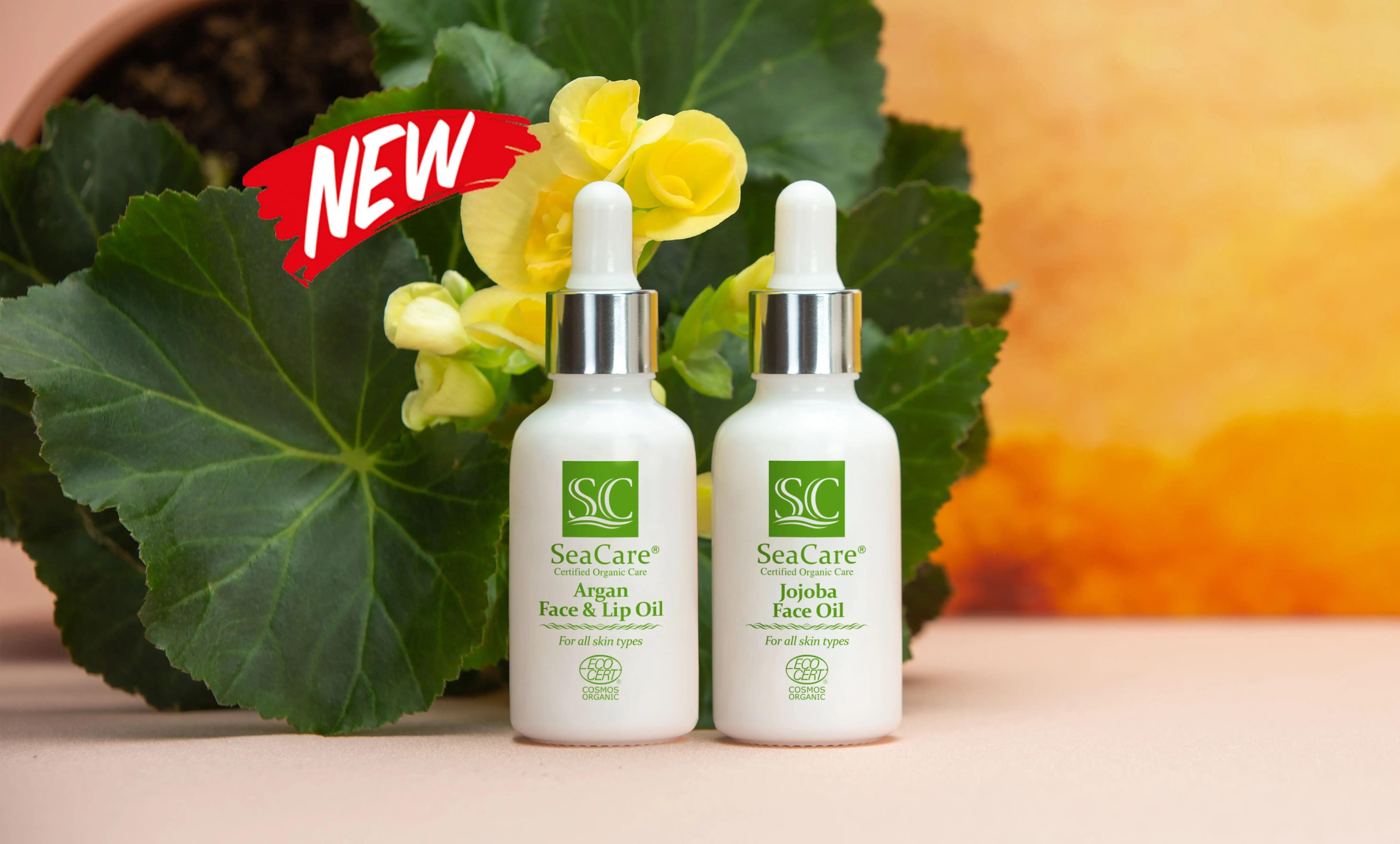 Naturalne oleje organiczne